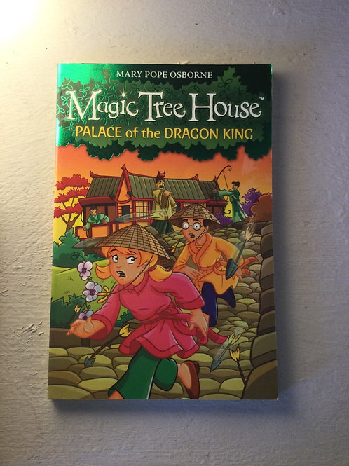 Palace of the Dragon King by Mary Pope Osborne