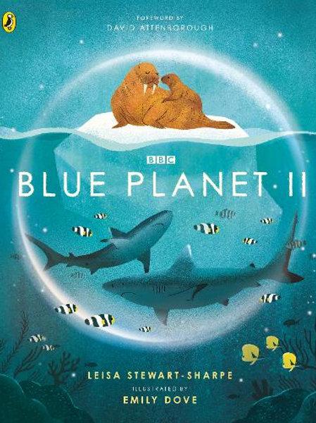 BBC Blue Planet II by Lesia Stewart-Sharpe