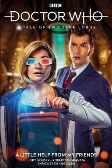 A Tale of Two Time Lords by Jody Houser