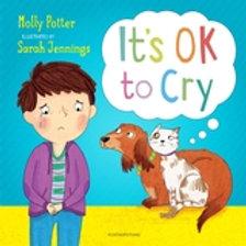 It's OK to Cry (Hardback) Molly Potter