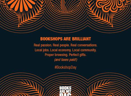 #BookshopDay 2019 Saturday 5th October