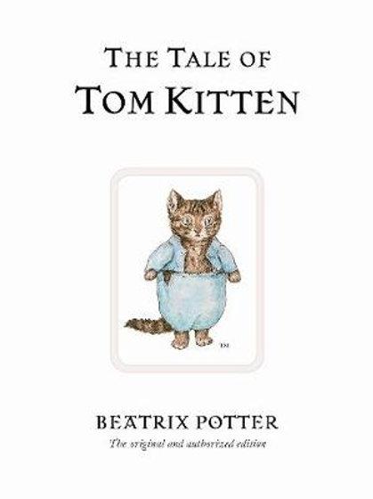 The Tale of Tom Kitten - Beatrix Potter Originals (Hardback)