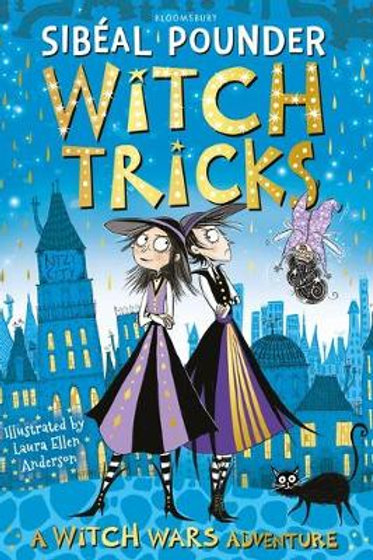 Witch Tricks - Witch Wars (Paperback) Sibeal Pounder