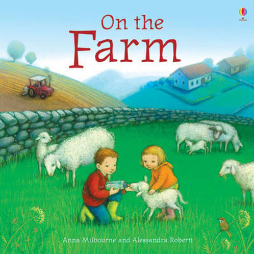 On the Farm - Picture Books - Anna Milbourne (author)