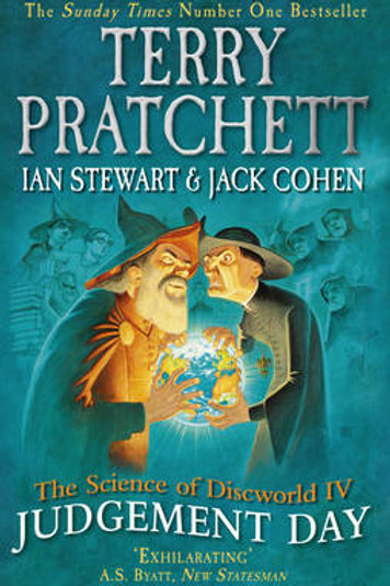 The Science of Discworld IV: Judgement Day (Paperback) Terry Pratchett