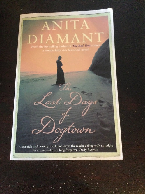 The Last Day of Dogtown by Anita Diamant