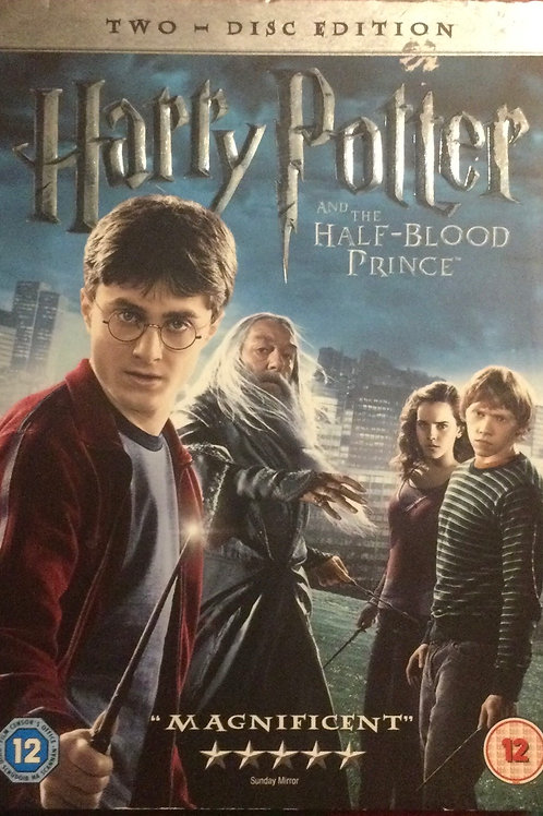 Two-Disc Edition Harry Potter and the Half-Blood Prince