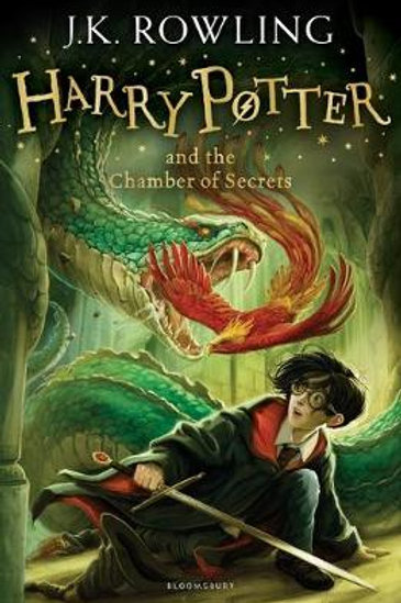 Harry Potter and the Chamber of Secrets (Paperback) J. K. Rowling