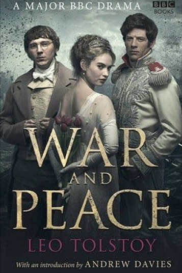 War and Peace (Paperback) Leo Tolstoy (author)