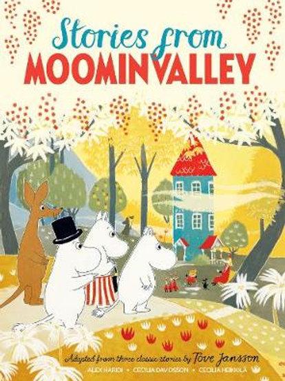 Stories from Moominvalley: Alex Haridi, Tove Jansson and Cecilia Davidsson