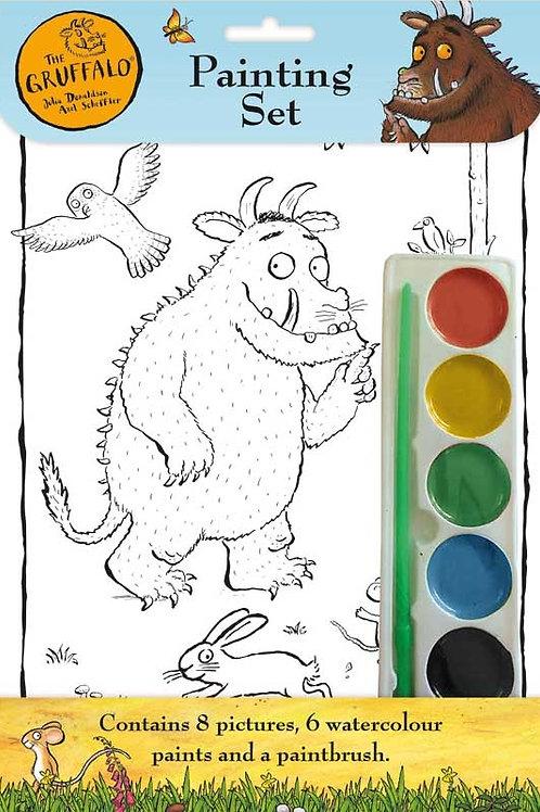 The Gruffalo Painting Set