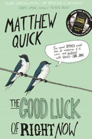 The Good Luck of Right Now (Paperback) Matthew Quick