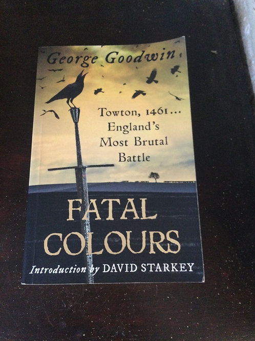 Fatal Colours by George Goodward