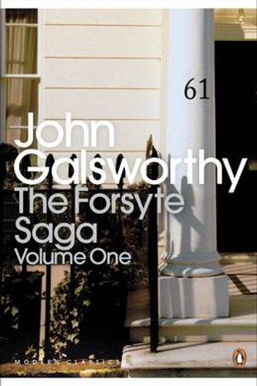 The Forsyte Saga: Volume 1 - Penguin Modern Classics (Paperback) John Galsworthy