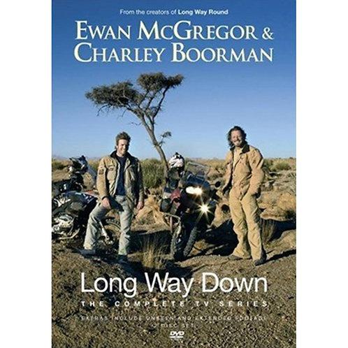 Long Way Down (TV Series) (DVD)
