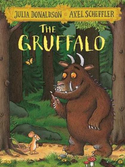 The Gruffalo - The Gruffalo (Paperback) Julia Donaldson (author), Axel Scheffler