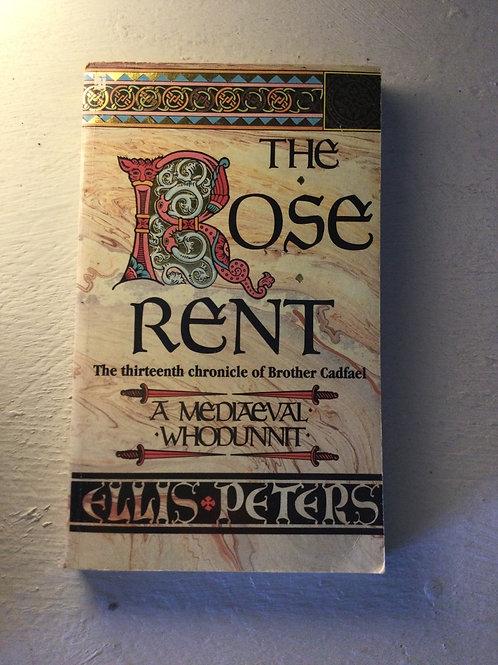 The Rose Rent by Ellis Peters