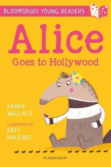 Alice goes to Hollywood by Karen Wallace - Gold Book Band