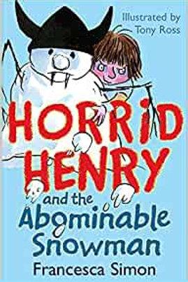 Horrid Henry and the Abominable Snowman - Francesca Simon