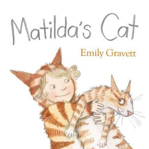 Matilda's Cat (Hardback) Emily Gravett (author)