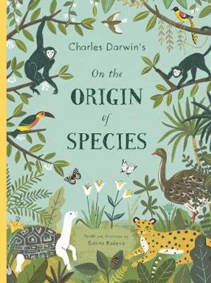 Charles Darwin's On the Origin of Species retold by Sabina Radeva