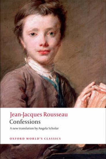 Confessions - Oxford World's Classics (Paperback) Jean-Jacques Rousseau