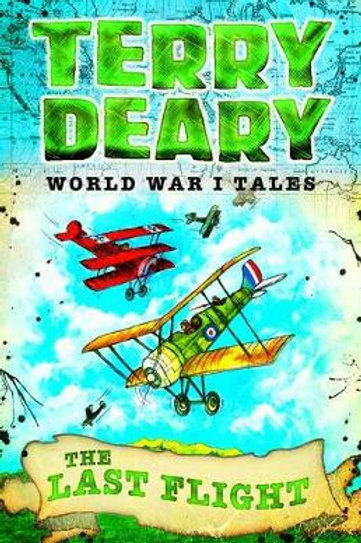 The Last Flight by Terry Deary