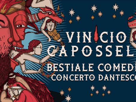 Vinicio capossela torna a Mantova il 23 ottobre 2021