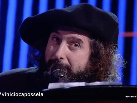 Vinicio Capossela a Propaganda Live