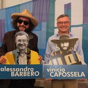 Festival della Comunicazione: Alessandro Barbero e Vinicio Capossela