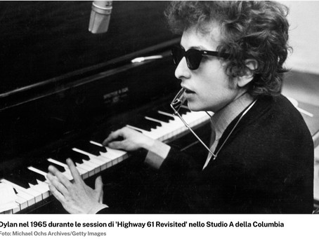 Vinicio Capossela e gli 80 anni di Bob Dylan