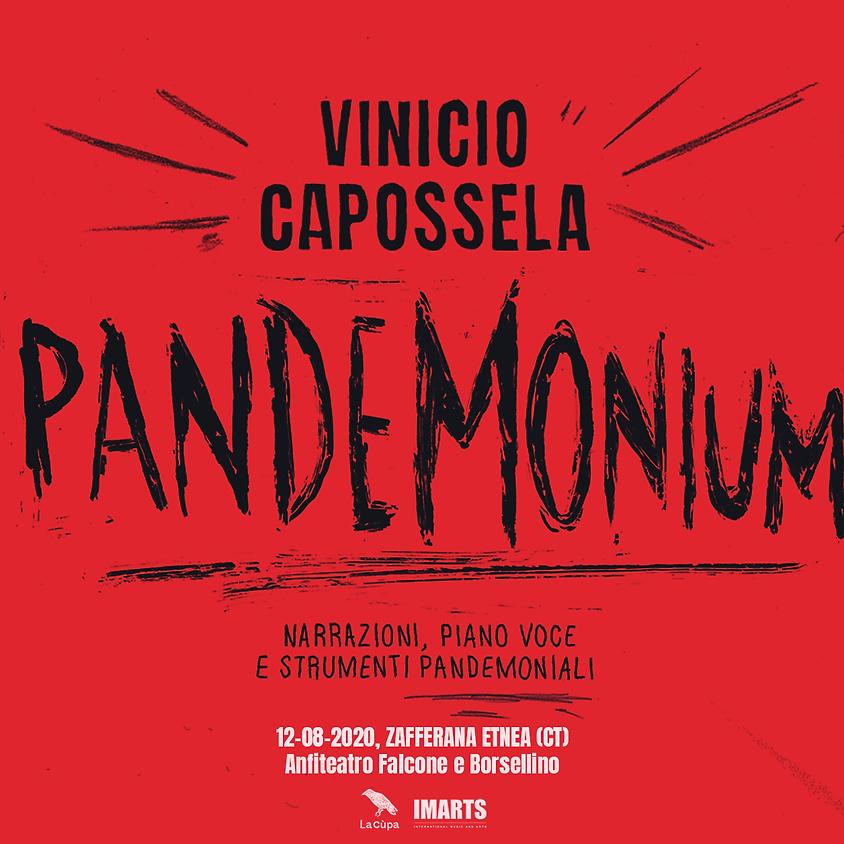 PANDEMONIUM - Zafferana Etnea (CT)