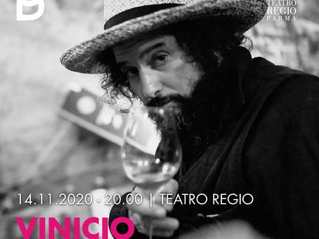 Vinicio Capossela al Barezzi Festival di Parma
