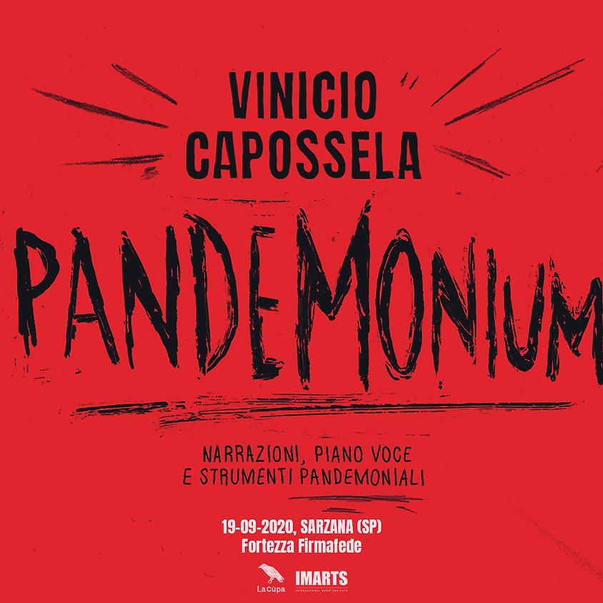 PANDEMONIUM - Sarzana (SP) // Fortezza Firmafede