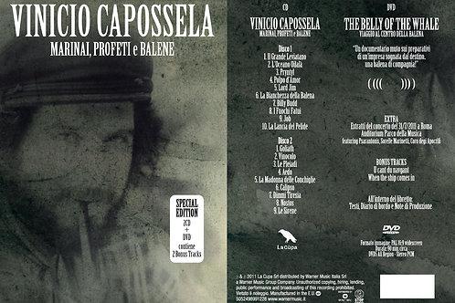 Marinai, profeti e balene - 2 CD + DVD