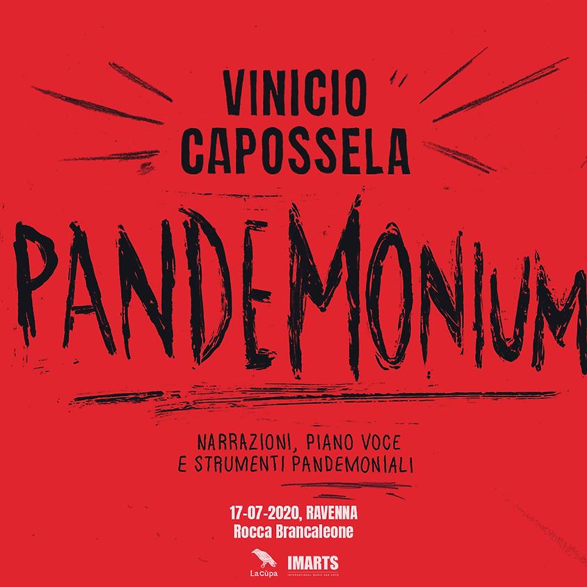 ● SOLD OUT ● PANDEMONIUM - Ravenna