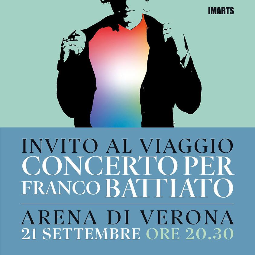 Invito al viaggio - Concerto per Franco Battiato