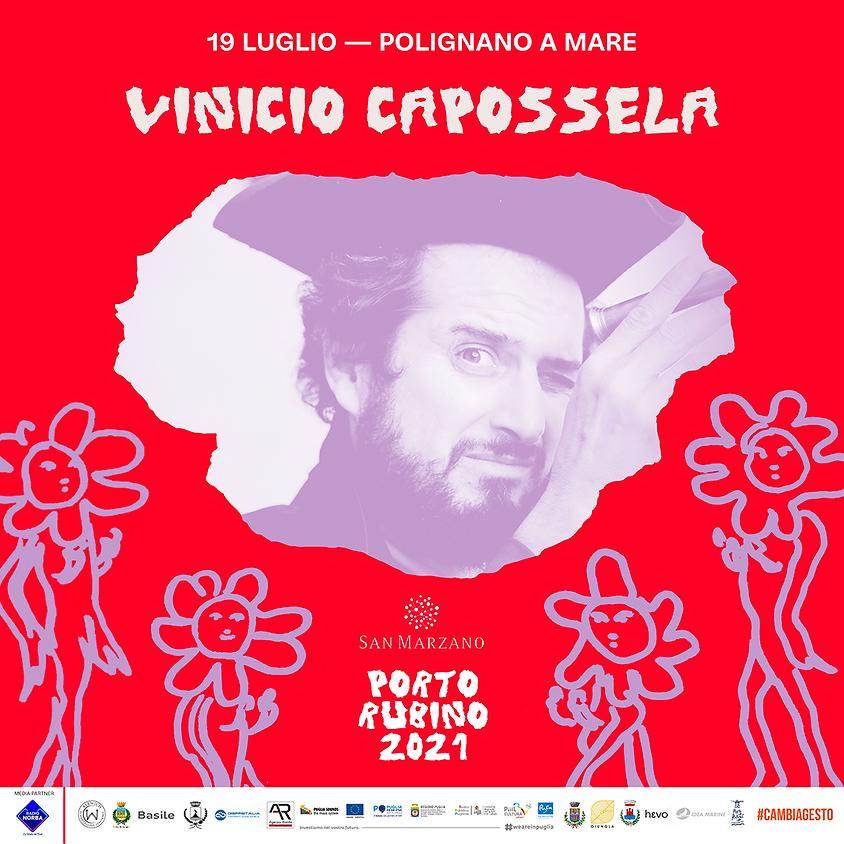 VINICIO CAPOSSELA - MICAH P. HINSON - RENZO RUBINO