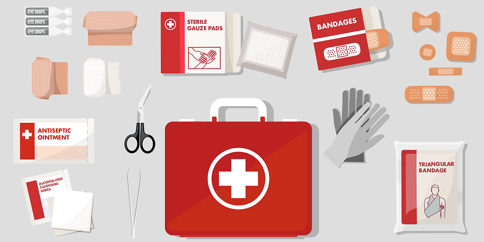 ASHI Basic First Aid class