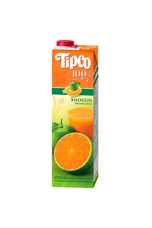 Tipco 100% Shogun Orange Juice 1L