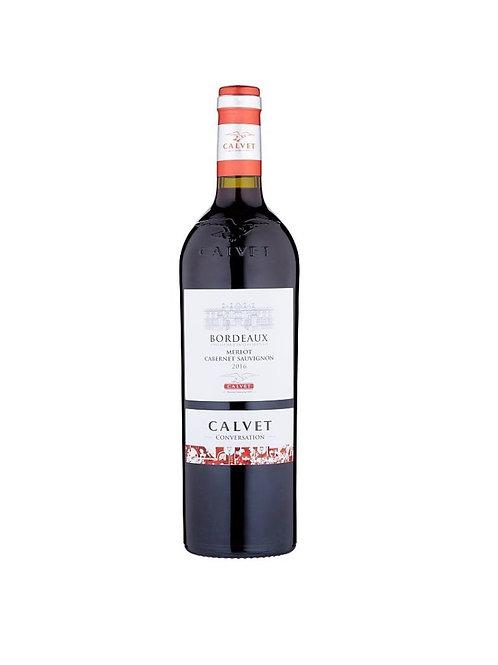 Calvet Conversation Mecs Bordeaux AOP (2016) 750ml