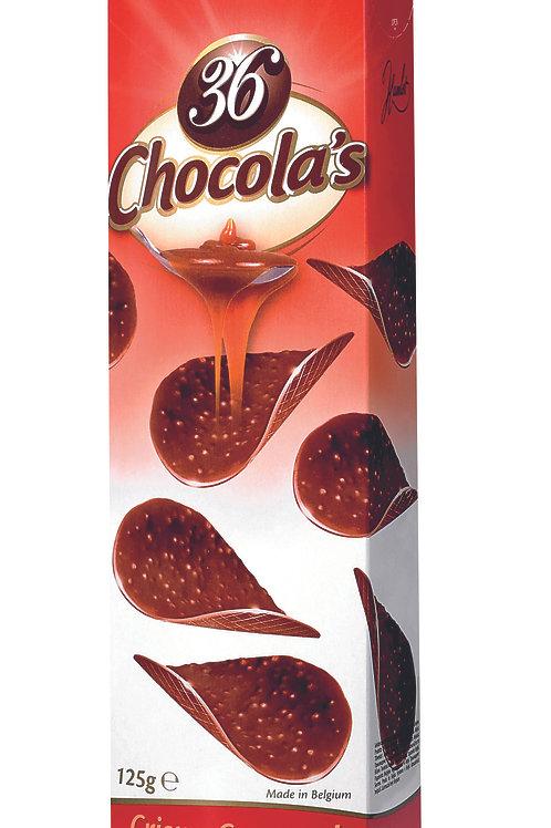 Hamlet 36 Chocola's Caramel 125g