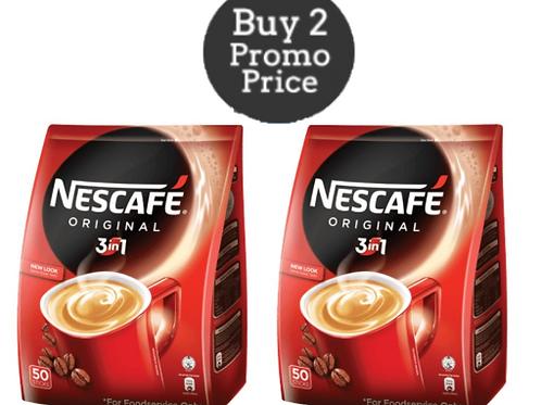 Nescafe 3 In 1 Original 2x(35x19g)