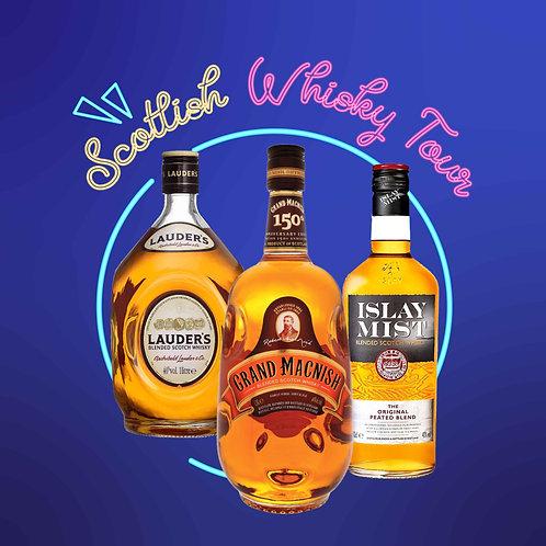 Scottish Whisky Tour - Bundle Purchase and save 10%