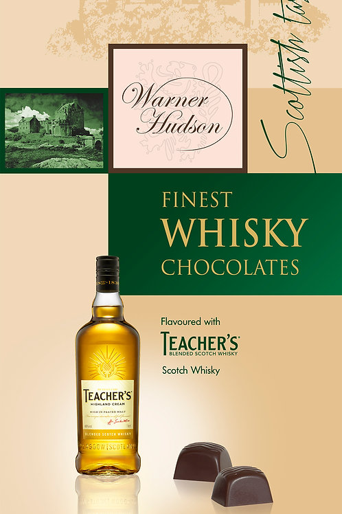 Warner Hudson Teachers 150g