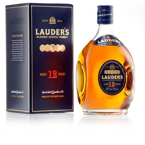 Lauder's 12YO Scotch Whisky 700ml