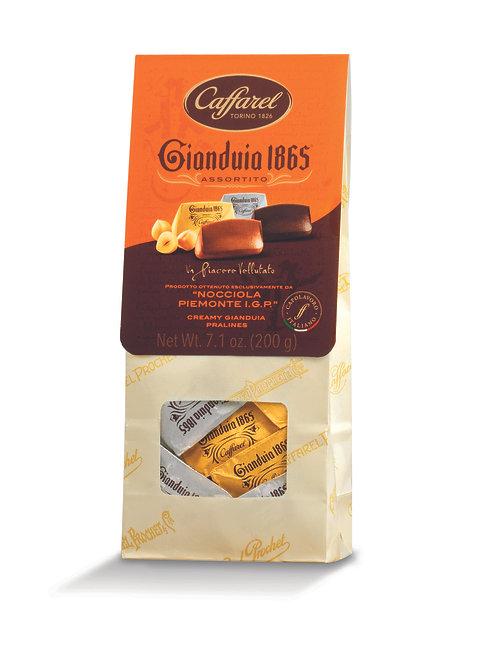 Caffarel Assorted Gianduia Bag 200g
