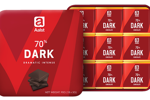 Aalst 70% Dark Dramatic Intense 100g