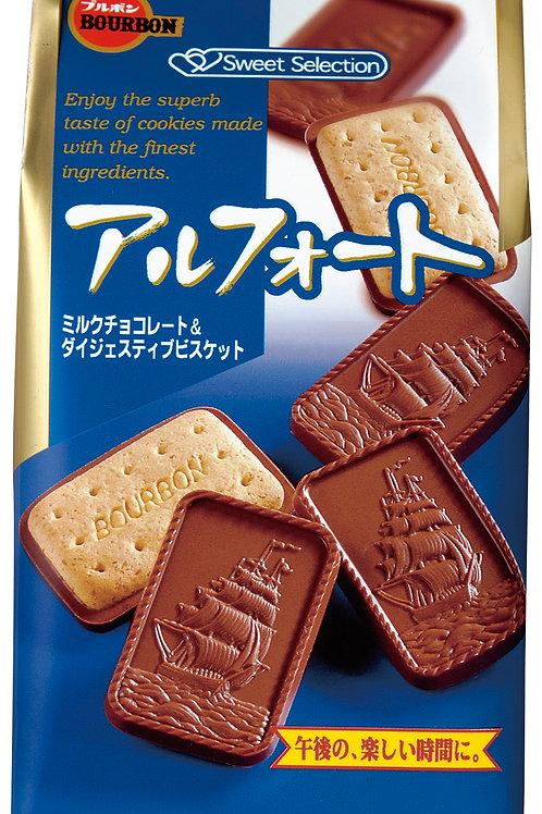 Bourbon Alfort Biscuit 104G