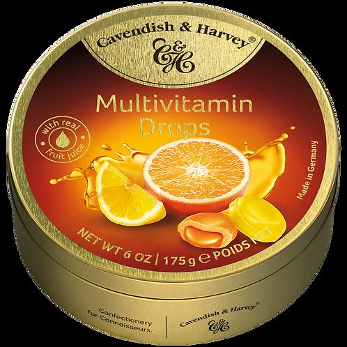 C&H Multi Vitamin Drops 175g